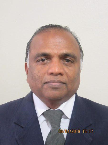 Mr Victor Alluri